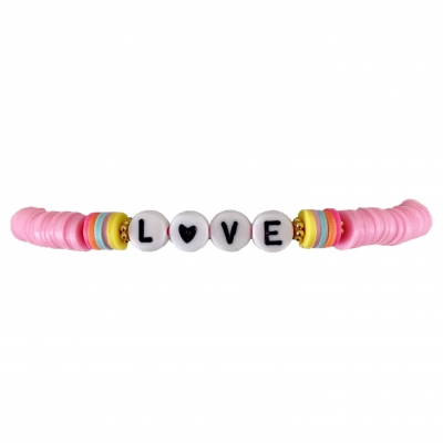 Bracelet Colors - Love