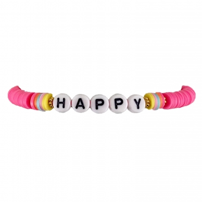 Bracelet Colors - Happy