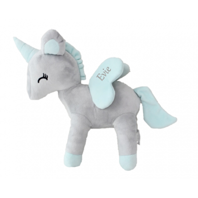 Metoo Unicorn - mint/grey